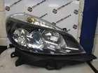 Renault Clio MK3 2005-2009 Drivers OSF Headlight Black Backing