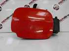 Renault Clio MK3 2005-2009 Fuel Flap Cover  Hinges Red TED75