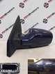 Renault Clio MK3 2005-2009 Passenger NS Wing Mirror Blue 432