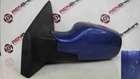 Renault Clio MK3 2005-2009 Passenger NS Wing Mirror Blue TEI45 TE145