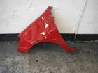 Renault Clio MK3 2005-2009 Passenger NSF Front Wing Red OV727 185