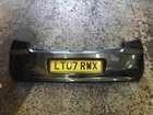 Renault Clio MK3 2005-2009 Rear Bumper Grey TEB66
