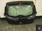 Renault Clio MK3 2005-2009 Rear Tailgate Boot Black 676
