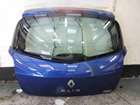 Renault Clio MK3 2005-2009 Rear Tailgate Boot Blue TERNA