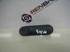 Renault Clio MK3 2005-2009 Rear Window Winder Handle Plain Black 7700811387