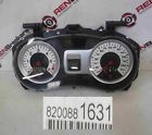 Renault Clio MK3 2005-2009 White Dials Instrument Panel Dials Gauges Clocks 99K