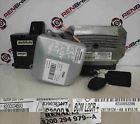 Renault Clio MK3 2005-2012 1.4 16v ECU SET UCH BCM Immobiliser + 2 Key Fobs