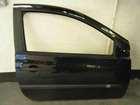 Renault Clio MK3 2005-2012 Drivers OSF Front Door 3dr Black 676