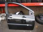 Renault Clio MK3 2005-2012 Drivers OSF Front Door Black 676 5dr