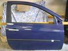Renault Clio MK3 2005-2012 Drivers OSF Front Door Blue 460 3dr