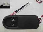 Renault Clio MK3 2005-2012 Drivers OSF Front Window Switch + Panel