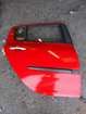 Renault Clio MK3 2005-2012 Drivers OSR Rear Door Red 727