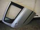 Renault Clio MK3 2005-2012 Drivers OSR Rear Door Silver TED69