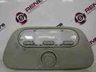 Renault Clio MK3 2005-2012 Interior Light Sunroof Adjuster Switch Open + Panel