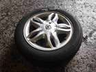Renault Clio MK3 2005-2012 Mahonia Alloy Wheel + Tyre 185 60 15 5mm