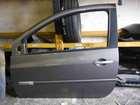 Renault Clio MK3 2005-2012 Passenger NSF Front Door Grey TEKNG 3dr