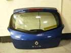Renault Clio MK3 2005-2012 Rear Boot Tailgate Blue TERNA