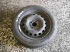 Renault Clio MK3 2005-2012 Steel Wheel Rim + Tyre 185 60 15 7mm Tread