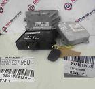 Renault Clio MK3 2009-2012 1.2 16v ECU SET UCH BCM Steering + Key Fob 8200937950