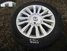 Renault Clio MK3 2009-2012 Del Arte Alloy Wheel 15inch