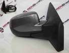 Renault Clio MK3 2009-2012 Drivers OS Wing Mirror Grey TEKNG