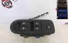 Renault Clio MK3 2009-2012 Drivers OSF Front Window Switchs And Trim