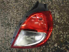 Renault Clio MK3 2009-2012 Drivers OSR Rear Light Lens 8200886946