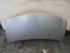 Renault Clio MK3 2009-2012 Front Bonnet Silver TED69