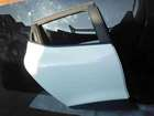 Renault Clio MK4 2013-2015 Drivers OSR Rear Door White OV369