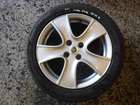 Renault Clio MK4 2013-2015 Passion Alloy Wheel + Tyre 195 55 16 7mm
