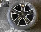 Renault Clio MK4 2013-2015 Passion Alloy Wheel Chrome Black + Tyre 195 55 16 7mm