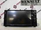 Renault Clio MK4 2013-2015 Sat Nav Radio Stereo AUX USB Screen Navigation