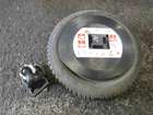 Renault Clio MK4 2013-2015 Steel Spare Wheel + Tyre 185 65 15 With Winch