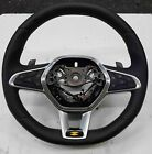Renault Clio MK5 2019-2021 RS Line Leather Multifunctional Steering Wheel