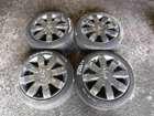 Renault Clio Sport 2001-2006 172 182 Anthracite Synthese Alloy Wheel Set X4