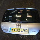 Renault Clio Sport 2001-2006 172 182 Rear Tailgate Boot Silver 640