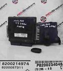 Renault Clio Sport 2001-2006 172 2.0 16v ECU SET UCH BCM Immobiliser + Key Fob