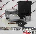 Renault Clio Sport 2005-2009 197 2.0 16v ECU SET BCM Steering ECU + 2 Key Cards