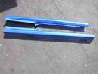 Renault Clio Sport 2009-2012 197 200 Side Skirts Pair Blue TERNC