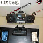 Renault Clio Sport 2009-2012 200 Heater Controls Dials Digital Aircon 8200296683