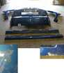 Renault Clio Sport Cup 2001-2006 172 Body Kit Bumpers Wings Complete TED43 Blue
