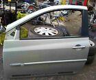 Renault Clio Sport MK3 2005-2012 197 200 Passenger NSF Front Door Silver TED69