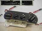 Renault Espace 1991-1997 Heater Dials Controls
