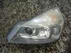 Renault Espace 2003-2006 Passenger NSF Front Headlight Xenon