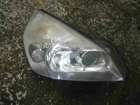 Renault Espace 2003-2013 Drivers OSF Front Headlight Lens Xenon