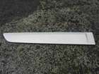 Renault Espace 2003-2013 Drivers OSR Rear Bump Trim Moulding Silver TED69