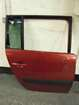 Renault Espace 2003-2013 Drivers OSR Rear Door Red TEB76