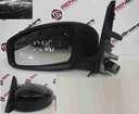 Renault Espace 2003-2013 Passenger NS Wing Mirror Black 676