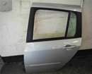 Renault Grand Modus 2008-2012 Passenger NSR Rear Door Silver TED69