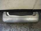 Renault Grand Modus 2008-2012 Rear Bumper Silver TED69